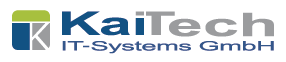 KaiTech IT-Systems GmbH Logo
